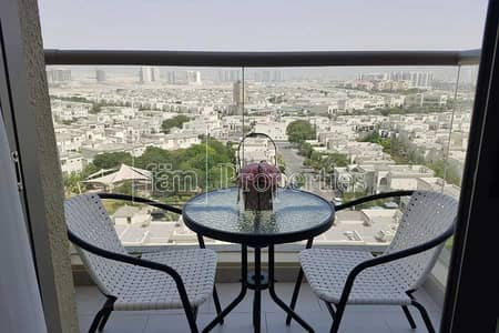 Studio for Rent in Al Furjan, Dubai - Fully Furnished Studio with Alluring View