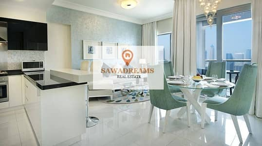Furnished. Spacious. A/C free. Internet/TV free.Close to Dubai Mall/Boulevard/Burj Khalifa.