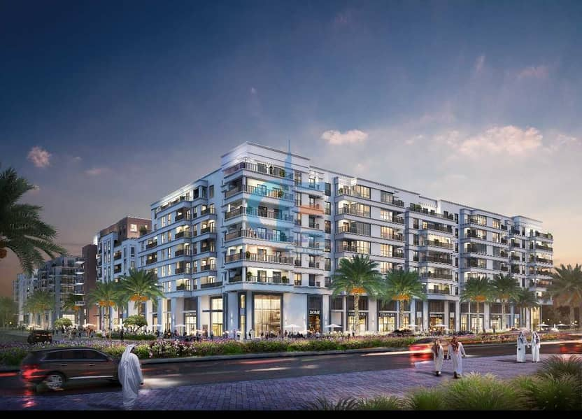 11 own your apartment in BEACH FRONT with 50% RFS free