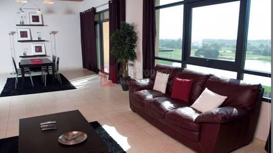 3 BR+M | Full Golf Course view 2 Apartment on Each Floor