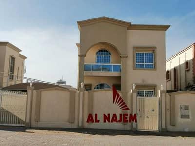For rent villa in Ajman al-Rawda area