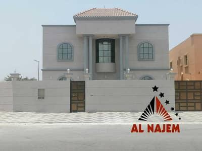 5 Bedroom Villa for Sale in Musherief, Ajman - Villa for sale in Ajman Area Musheirif strategic location central adaptation