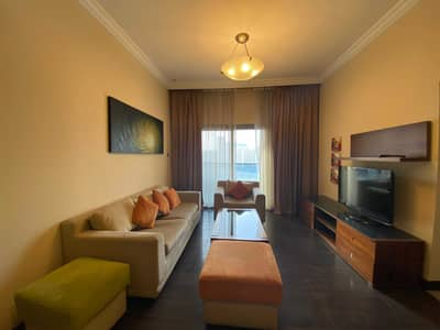 2 Bedroom Flat for Rent in Al Nahda, Dubai - FULLY FURNISHED 2 BHK A/C CHILLER FREE APARTMENT