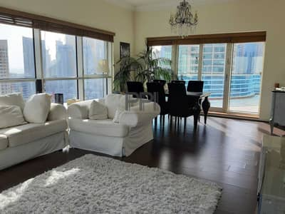 فلیٹ 2 غرفة نوم للبيع في دبي مارينا، دبي - Beautiful Marina view |Luxurious Fully Furnished Apartment