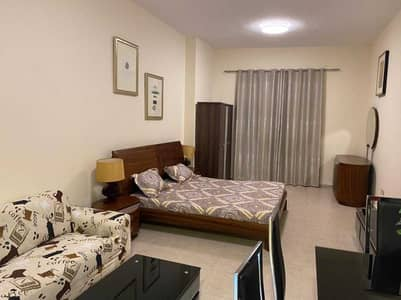Studio for Rent in Dubai Silicon Oasis, Dubai - Super Deal@ Amazing fully furnished studio only 3000 including bills in palace tower_DSO