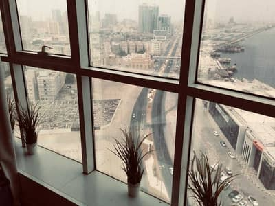 3 Bedroom Flat for Sale in Al Rashidiya, Ajman - 3BHK For sale in installment 1800 sq. ft @ 900,000 In Oasis tower Ajman
