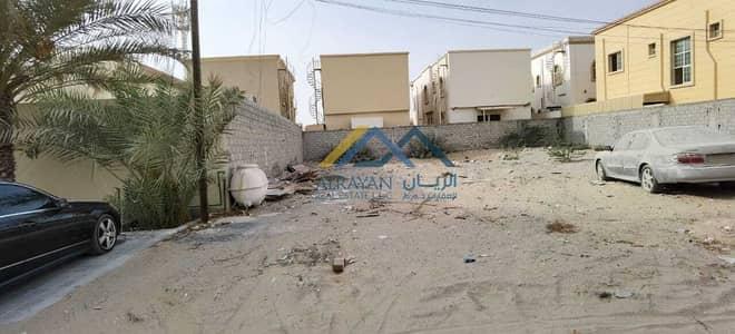 Plot for Sale in Al Rawda, Ajman - Investment opportunity 2 residential investment land for sale in Al-Rawda near Al-Hamidiya Police Station at a special price