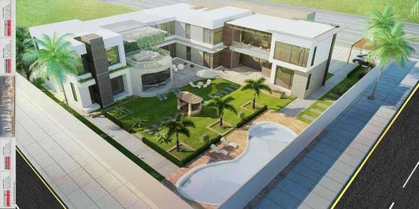 فیلا 6 غرف نوم للبيع في القصيص، دبي - للبيع فيلا تحت التشطيب في القصيص بدبي