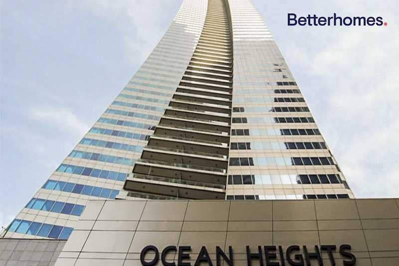 14 Full Sea View | 2 Balconies | High Floor