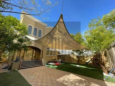5 Bedroom Villa for Rent in Al Mowaihat, Ajman - LUXERY MODERAN STYLE VILLA 5 MASTER SIZE BAROOMS HALL AVAILBLE FOR RENT IN (MOWAIHAT-1) RENT 95,000/- AED YEARLY