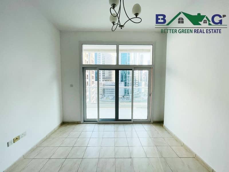 Huge 1 Bedroom with Big Terrace High Floor Near Metro