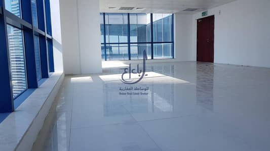 Large, bright fitted office in JLT