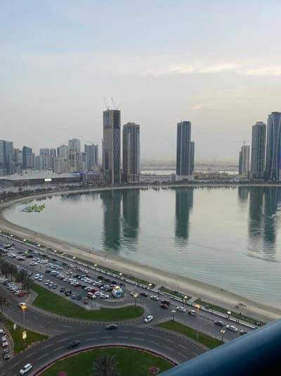 2 Bedroom Flat for Sale in Al Khan, Sharjah - 2 BR Sea View Furnished Only for 750k AED