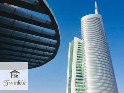 شقة 1 غرفة نوم للايجار في أبراج بحيرات الجميرا، دبي - NEAR DMCC METRO STATION  Lake view  Fully Furnished 1 B/R