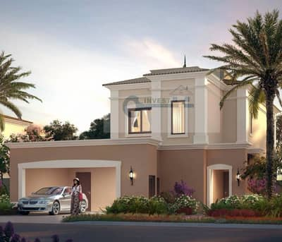 3BR Villa with Maids Room, Balcony and Parking. Perfect Investment, Call Munir