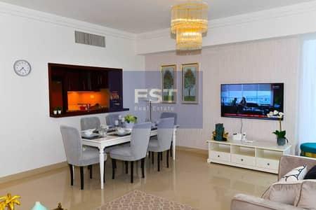 فلیٹ 2 غرفة نوم للايجار في وسط مدينة دبي، دبي - Burj Khalifa view  Fully Furnished Chiller Free