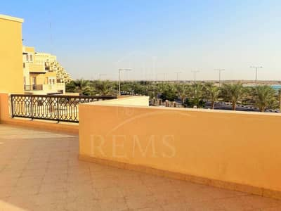 1 BR | Sea view | Exceptionally large terrace