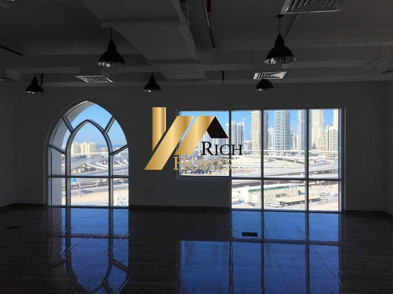 2 deal of the summer ! office for sale in JLT the dome tower