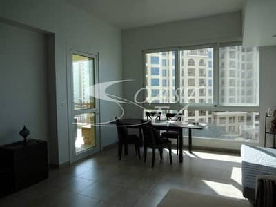 For rent semi furnished 2BR apartment Type D Palm Jumeirah