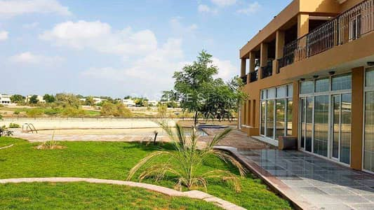 6 Bedroom Villa for Sale in Arabian Ranches, Dubai - Golf Course View- Fully Renovated -  6 bed+maids