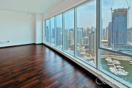2 Bedroom Flat for Sale in Dubai Marina, Dubai - 2 Bed | Marina View | Best Layout | Vacant