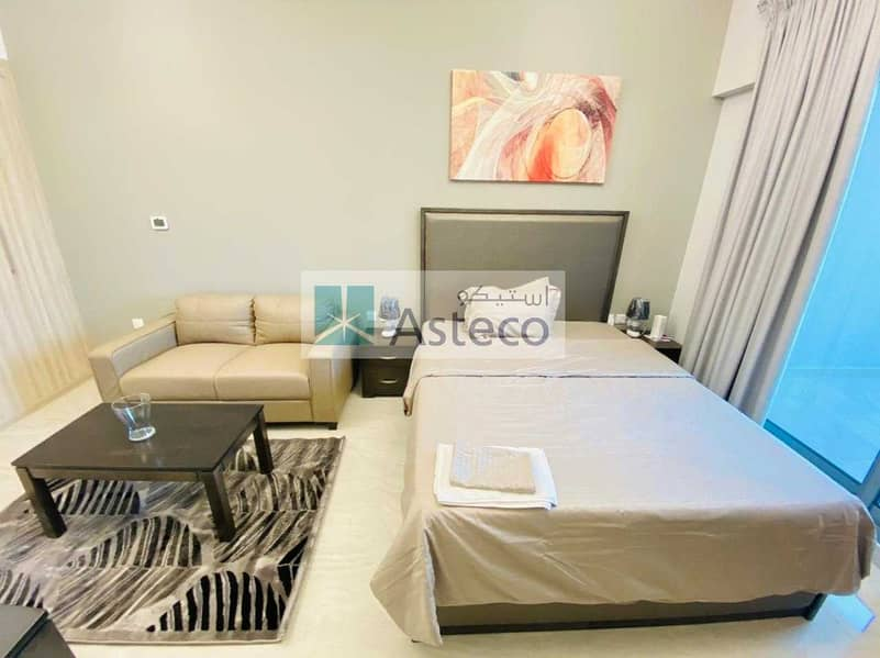Brand New Stunning Furnished Studios | Bills Included