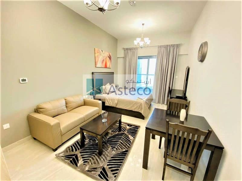 2 Brand New Stunning Furnished Studios | Bills Included