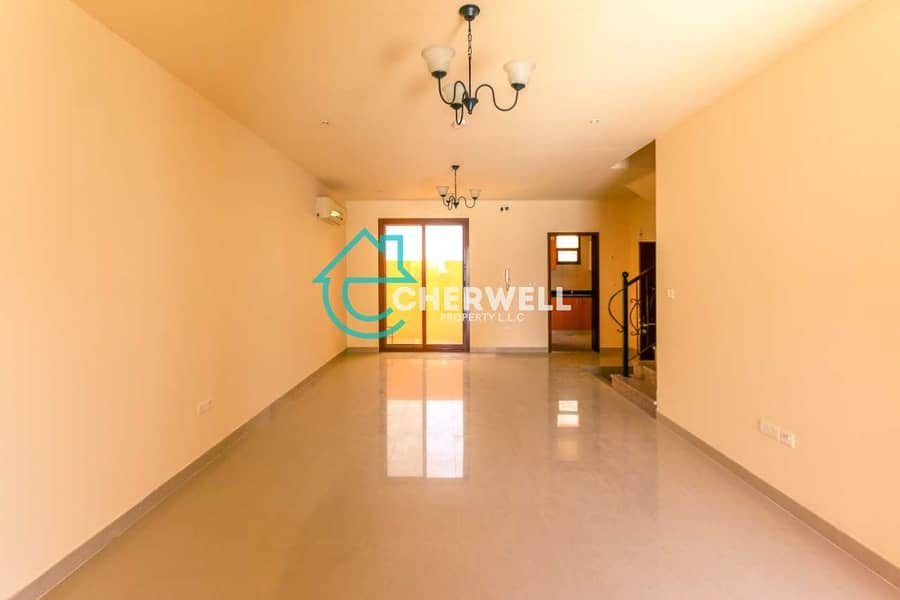 2 Perfect Offer for 3 BR Villa | Vacant Soon