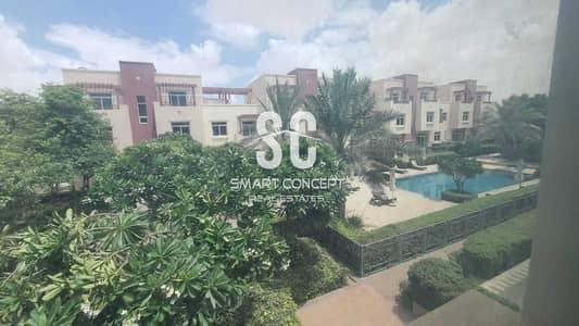 شقة 2 غرفة نوم للايجار في الغدیر، أبوظبي - Pool View | Vacant | Convenient and Safe Unit