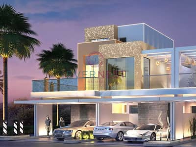 4 Bedroom Townhouse for Sale in DAMAC Hills, Dubai - Exclusive Offer   Flexible Payment Plan   High-End