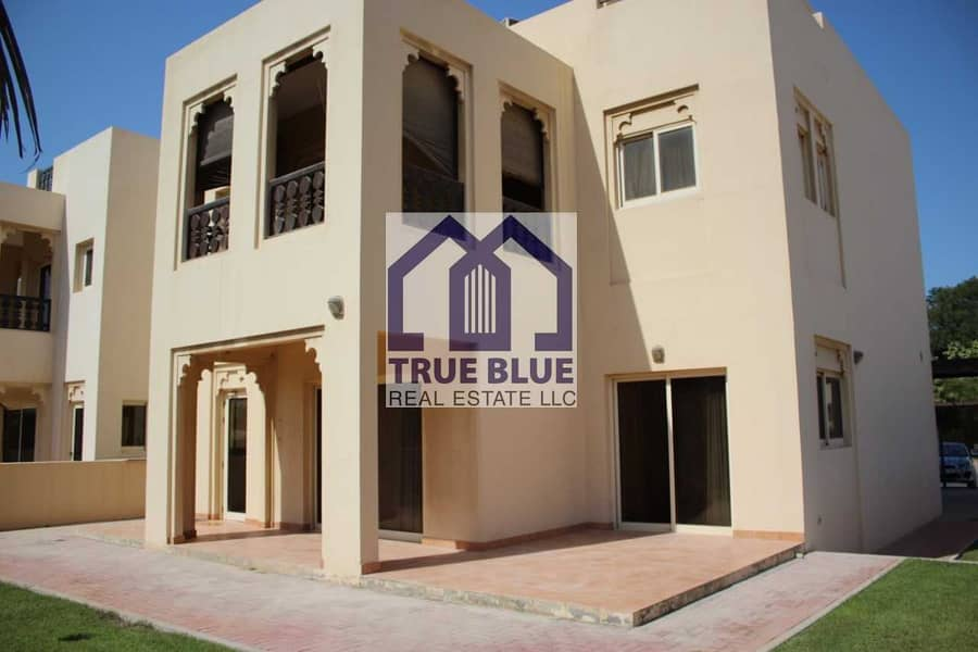 20 Mesmerizing 4BR Duplex At Al Hamra Village Available For Rent
