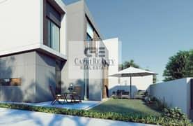 فیلا في ذا بلس ناون هاوسيز ذا بلس دبي الجنوب 3 غرف 1350000 درهم - 5280454
