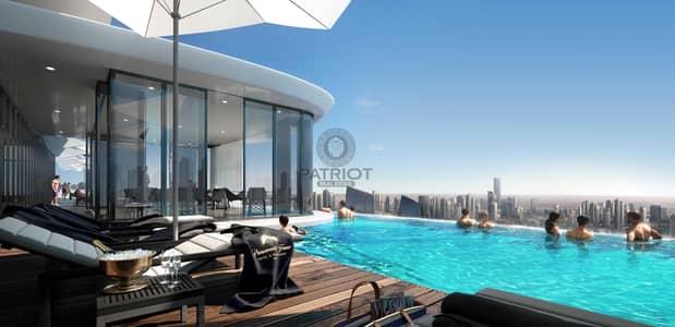 Studio for Sale in DAMAC Hills (Akoya by DAMAC), Dubai - 8% ROI Guaranteed || 3 Year Payment Plan || Golf View | Luxury | DLD WAIVER