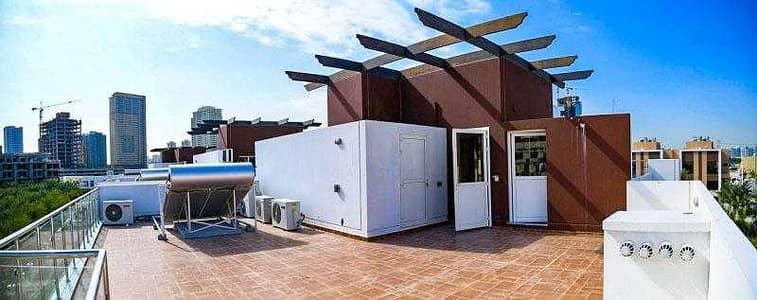 فیلا 5 غرف نوم للبيع في قرية جميرا الدائرية، دبي - Beautiful Villa In Prime Location JVC For SALE - EXCLUSIVE