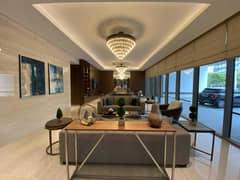 شقة في هارتلاند غرينز شوبا هارتلاند مدينة محمد بن راشد 1 غرف 65000 درهم - 5280857