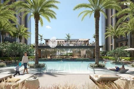 فلیٹ 3 غرف نوم للبيع في مدينة محمد بن راشد، دبي - Luxury 1BR Apartment   Park & Canal View