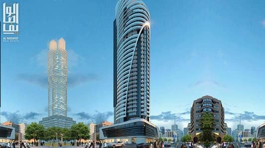 Great Investment for Future   Modern Tower    Safety and Healthy Invironment