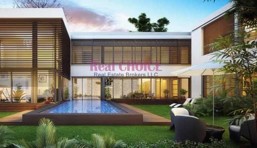 4 Bedroom Villa for Sale in Mohammed Bin Rashid City, Dubai - FOREST FACING   4BR STANDALONE VILLA