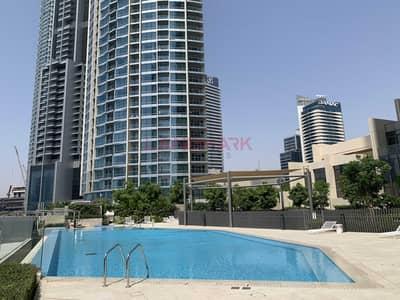 فلیٹ 2 غرفة نوم للايجار في وسط مدينة دبي، دبي - Burj Khalifa View   Huge Furnished 2 BR    Boulevard Point