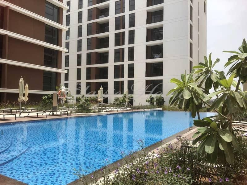 20 Brand New Corner Unit 3 Bedroom Apartment in Park Point Dubai Hills For Sale