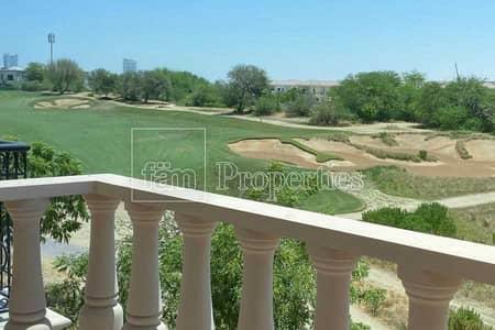4 Bedroom Townhouse for Sale in Jumeirah Golf Estates, Dubai - Stunning Villa with Golf Course View | Garden