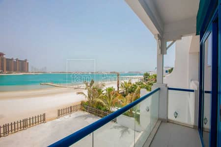 5 Bedroom Townhouse for Sale in Palm Jumeirah, Dubai - 5 BR Type 1B Exclusive | Sea View | Private Beach