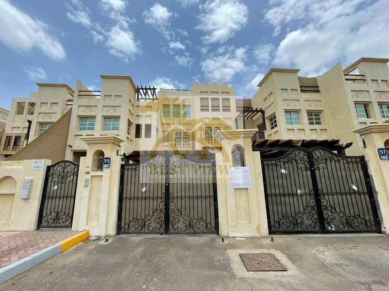 Excellent Villa 5 Masters Bedrooms  with Garden Al Nahyan Camp