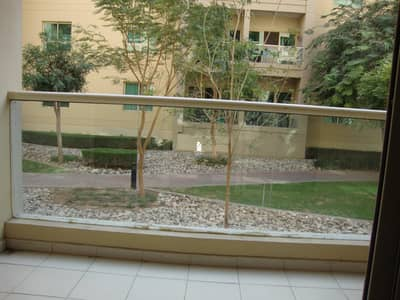 1 Bedroom Apartment for Rent in The Greens, Dubai - Garden view| Vacant| Well Maintained. G level