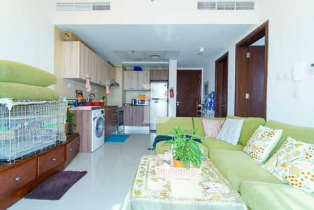 1 Bedroom Apartment for Rent in Jumeirah Village Circle (JVC), Dubai - SPACIOUS 1BHK  IN A NEW BUILDING DISTRICT 12