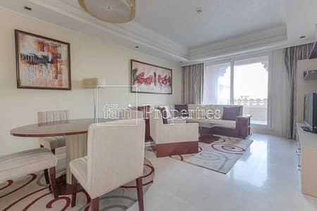فلیٹ 2 غرفة نوم للبيع في نخلة جميرا، دبي - 2BR+Maid   Furnished   Private Beach