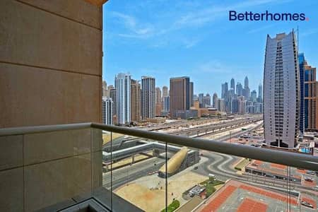 1 Bedroom Apartment for Rent in Jumeirah Lake Towers (JLT), Dubai - Furnished |Close to Metro |Balcony|Multiple Chqs