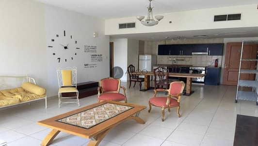 فلیٹ 1 غرفة نوم للايجار في قرية جميرا الدائرية، دبي - Fully Furnished | Bright Interiors | Best Location