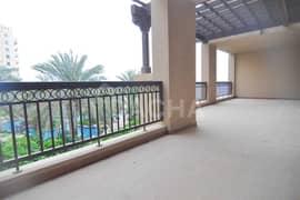 شقة في مساكن فيرمونت النخلة نخلة جميرا 2 غرف 3700000 درهم - 5279399