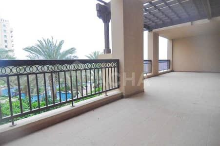 2 Bedroom Flat for Sale in Palm Jumeirah, Dubai - Rare Unit / 2 Bed Plus Maid / Terrace